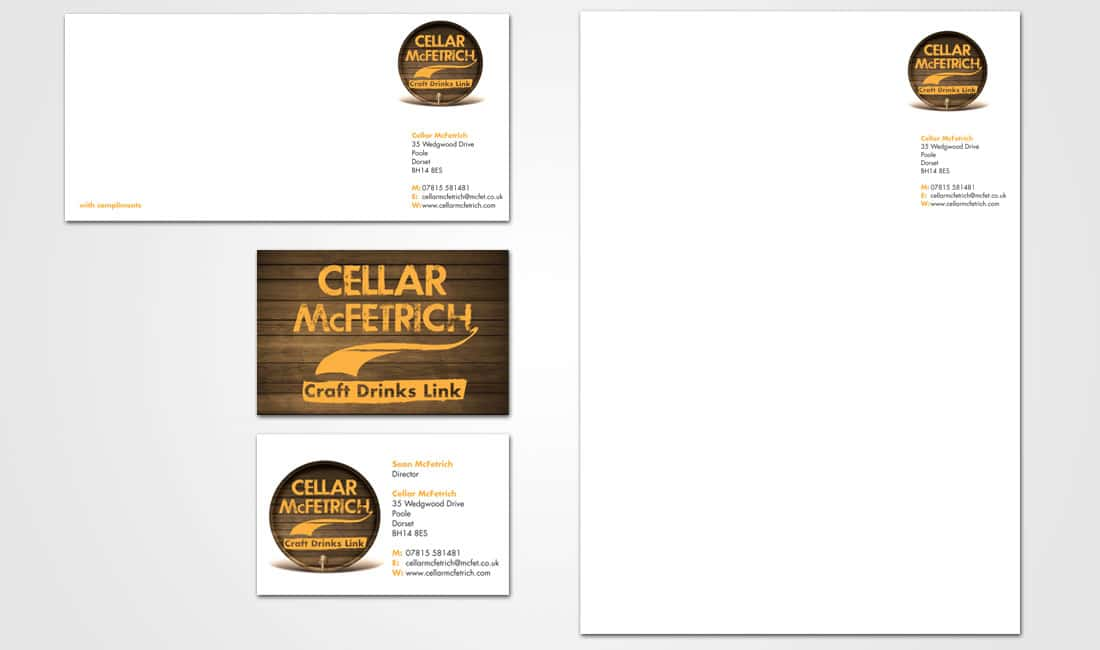 Cellar McFetrich Stationery