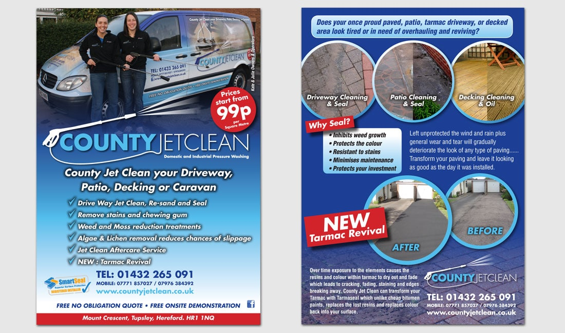 County Jet Clean