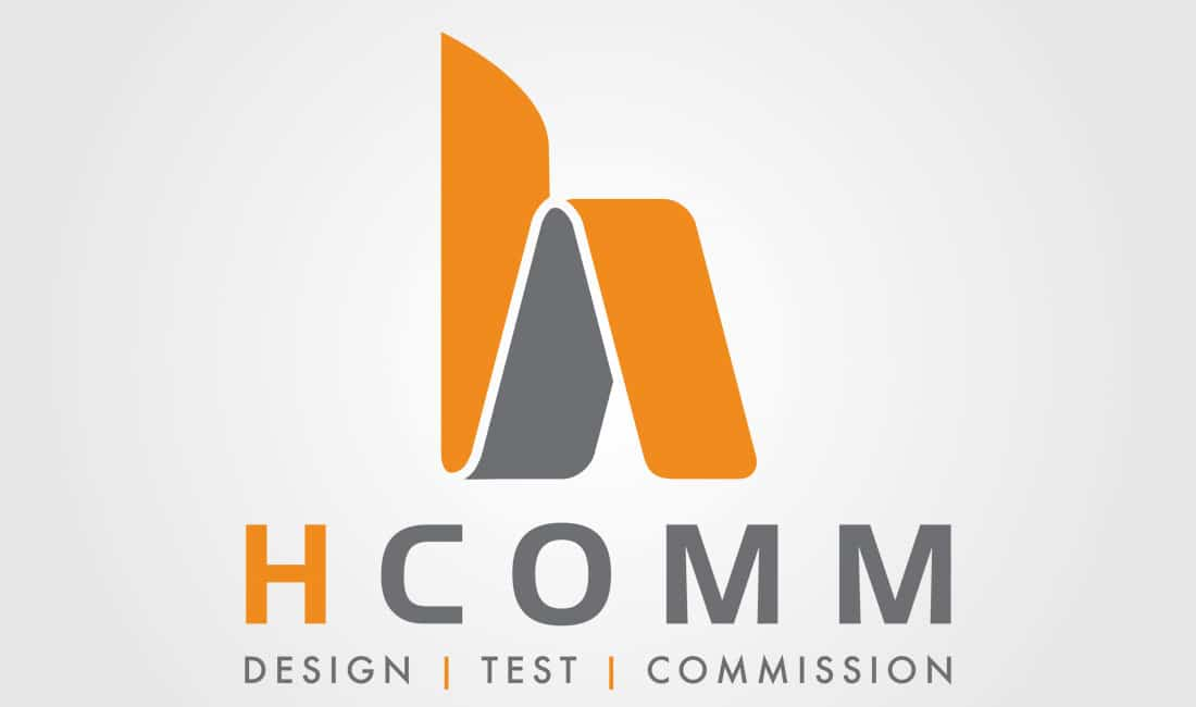 Image of Hcomm Rail logo