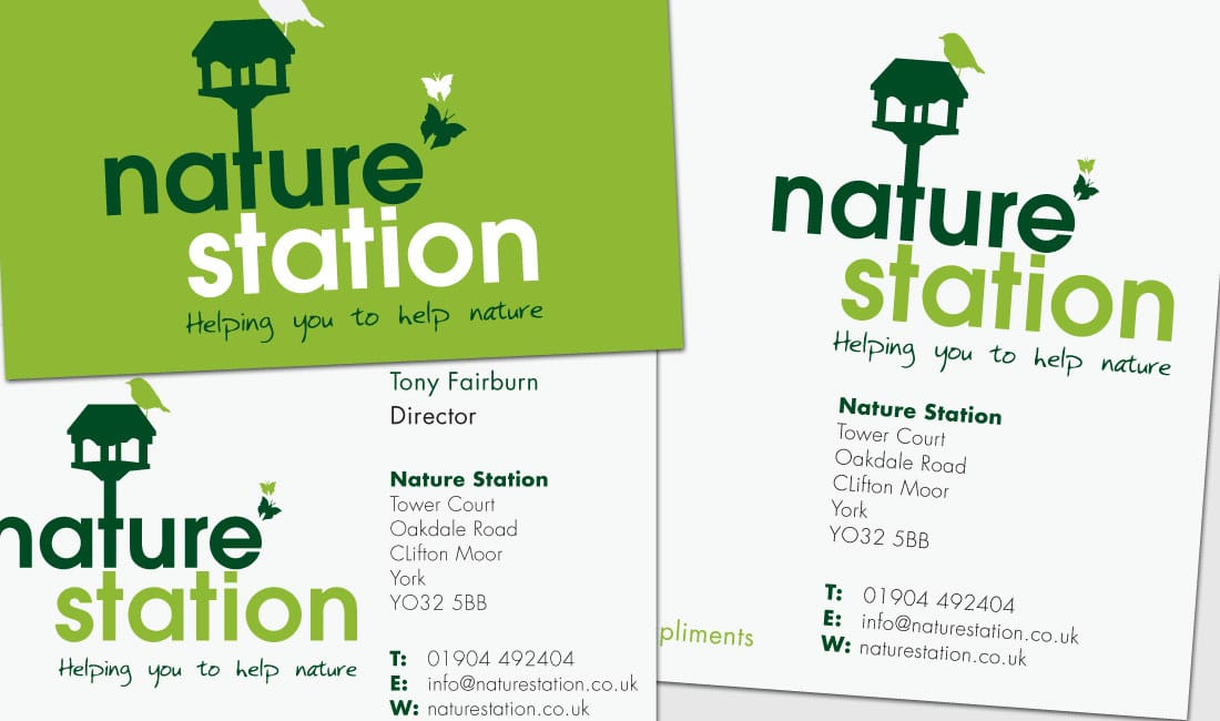 Image of Nature Station Stationery