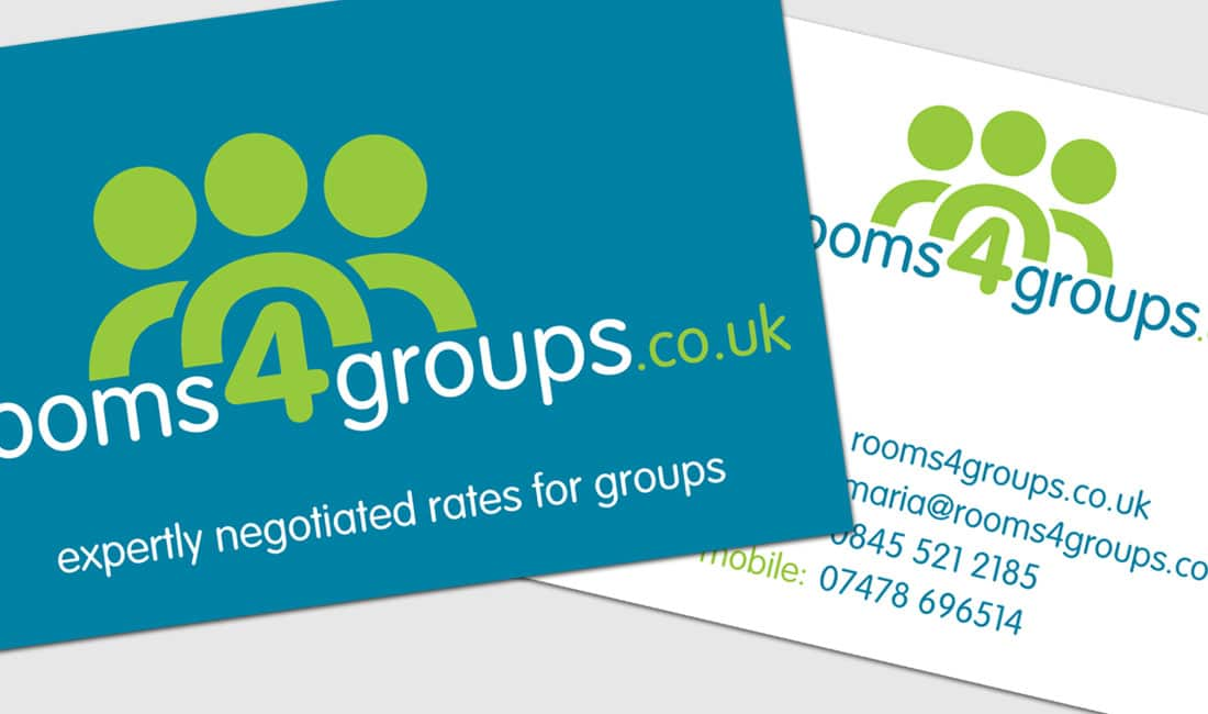 rooms4groups.co.uk business card