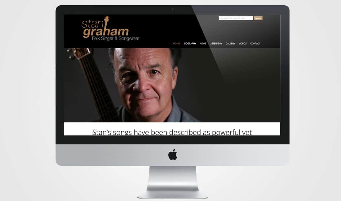 Stan Graham Website