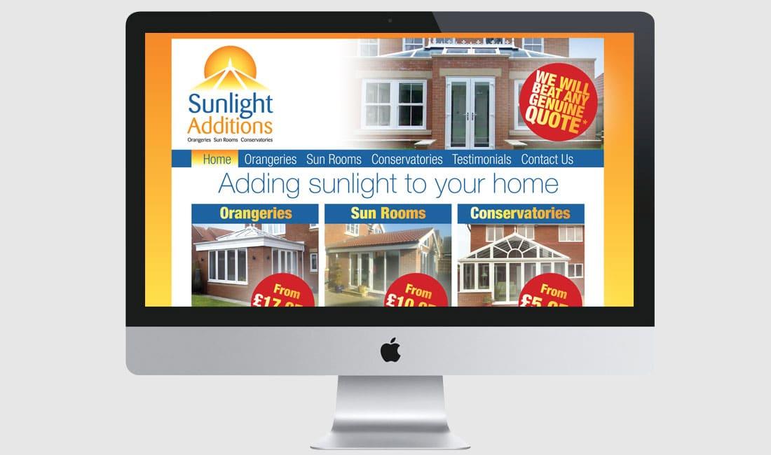 Sunlight Additions Website