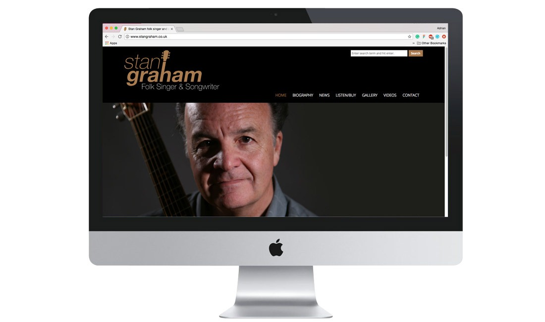 Stan Graham Website