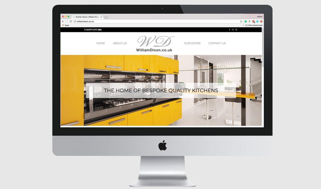 William Dixon website