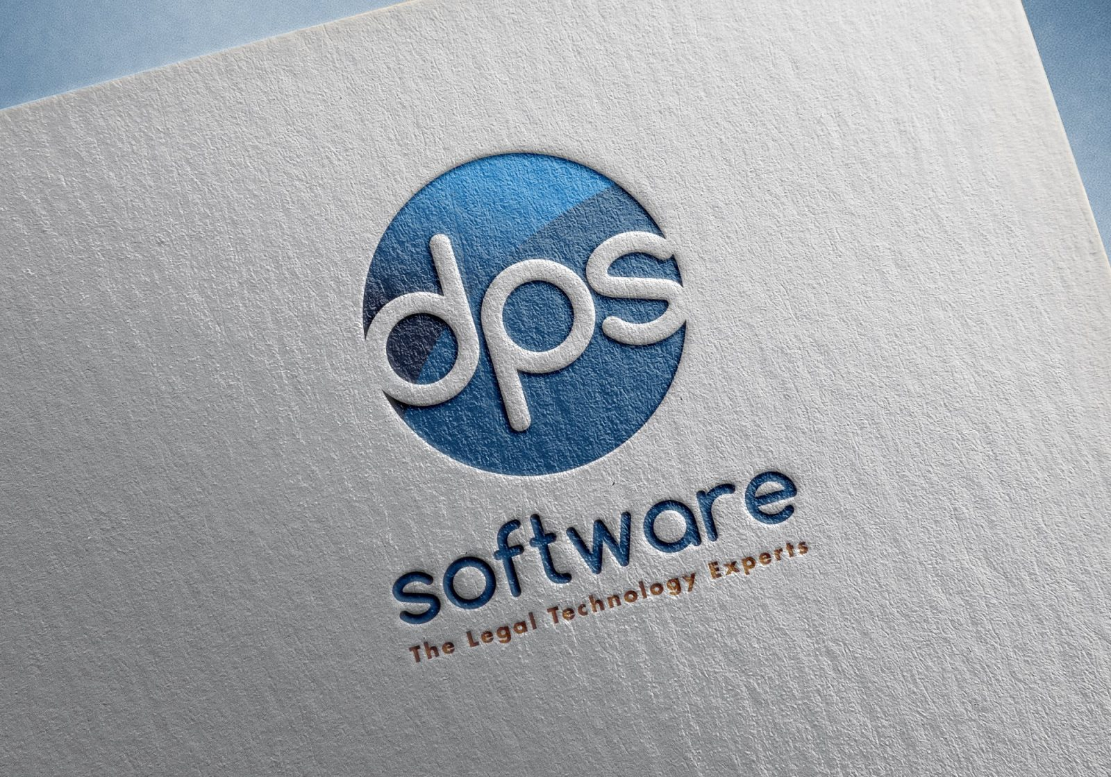 DPS Software's logo on a letterhead